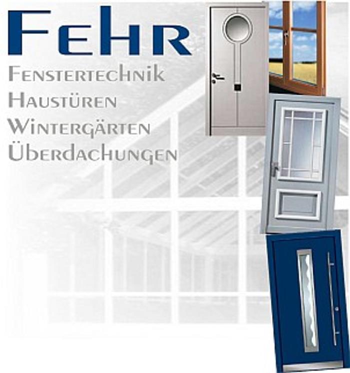 Fehr Fenstertechnik • Bergisch Gladbach, Zum Scheider Feld 36 ...