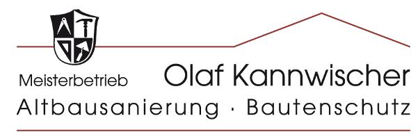 Abdichtung Oldenburg - Olaf Kannwischer Altbausanierung Bautenschutz