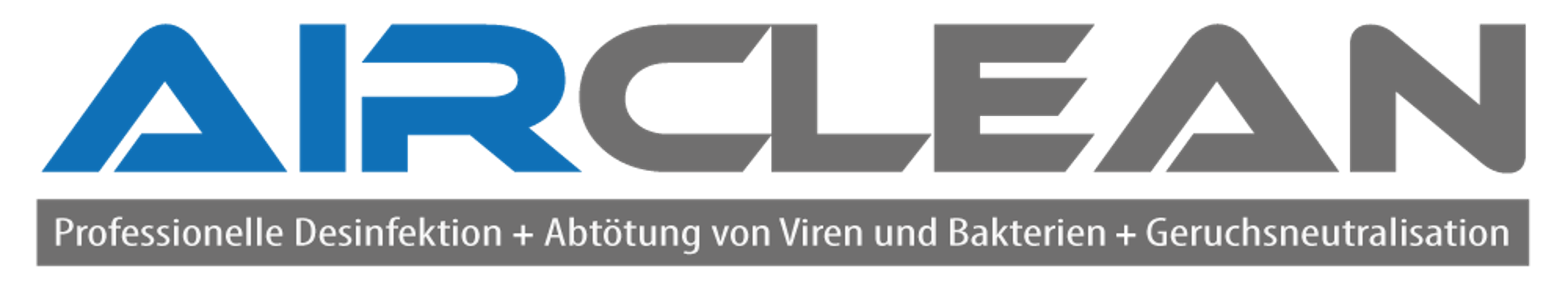 Logo von Air-Clean Desinfektion