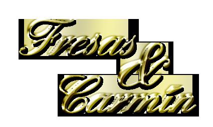 Fresas & Carmín