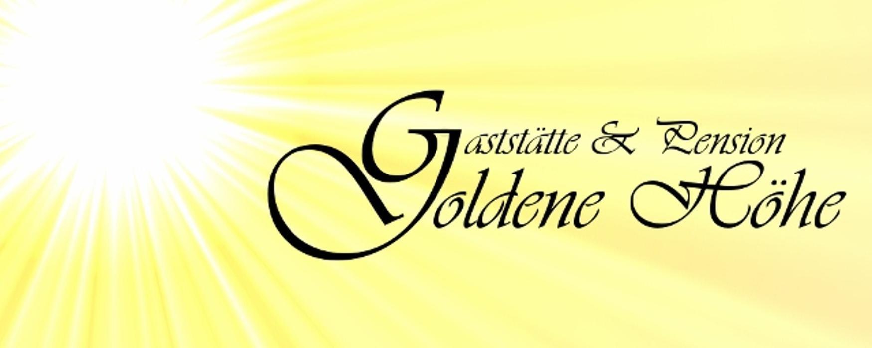 Gaststätte & Pension Goldene Höhe