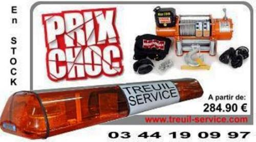 TREUIL SERVICE