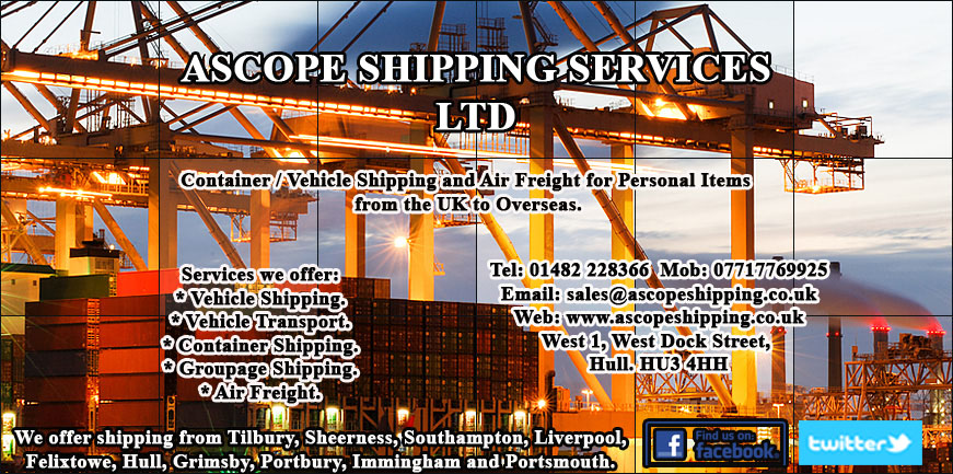 Ascope Shipping Services LTD