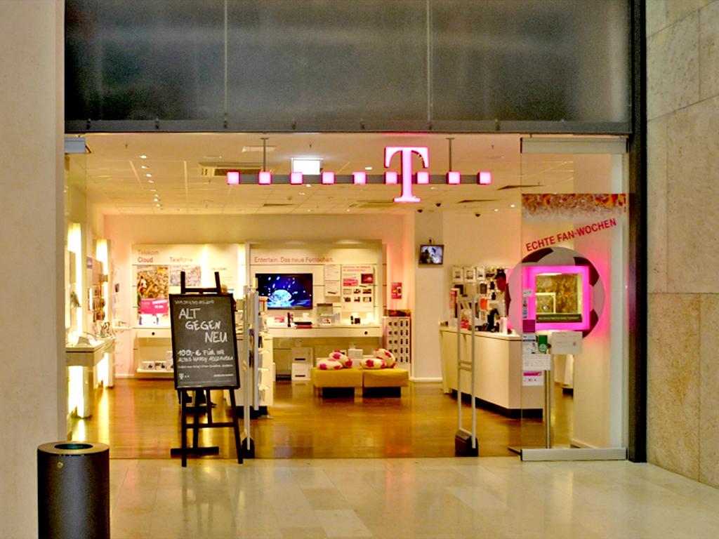 Telekom shop berlin steglitz telekommunikationsdienste for Outlet berlin steglitz