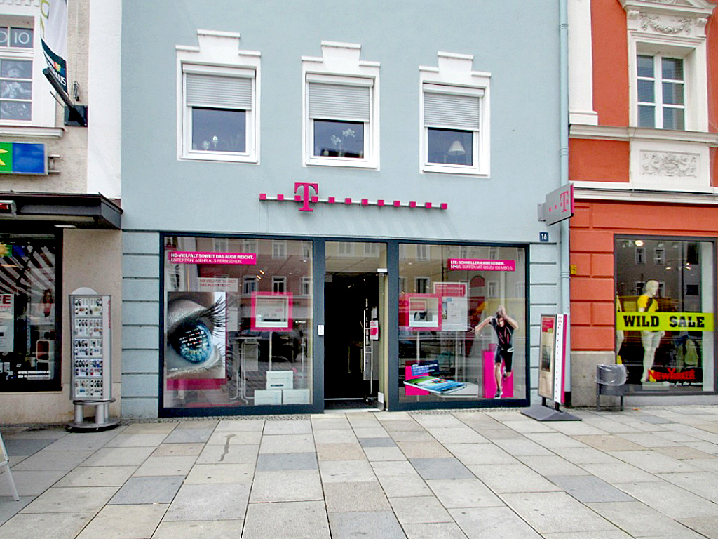 telekom shop deggendorf in 94469 deggendorf. Black Bedroom Furniture Sets. Home Design Ideas