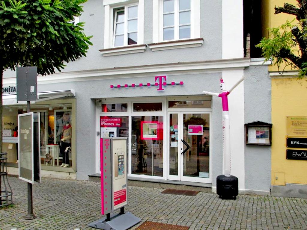 telekom shop g nzburg in 89312 g nzburg. Black Bedroom Furniture Sets. Home Design Ideas