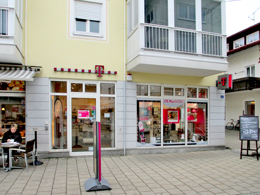 telekom shop sonthofen telekommunikationsdienste sonthofen bahnhofstra e deutschland. Black Bedroom Furniture Sets. Home Design Ideas