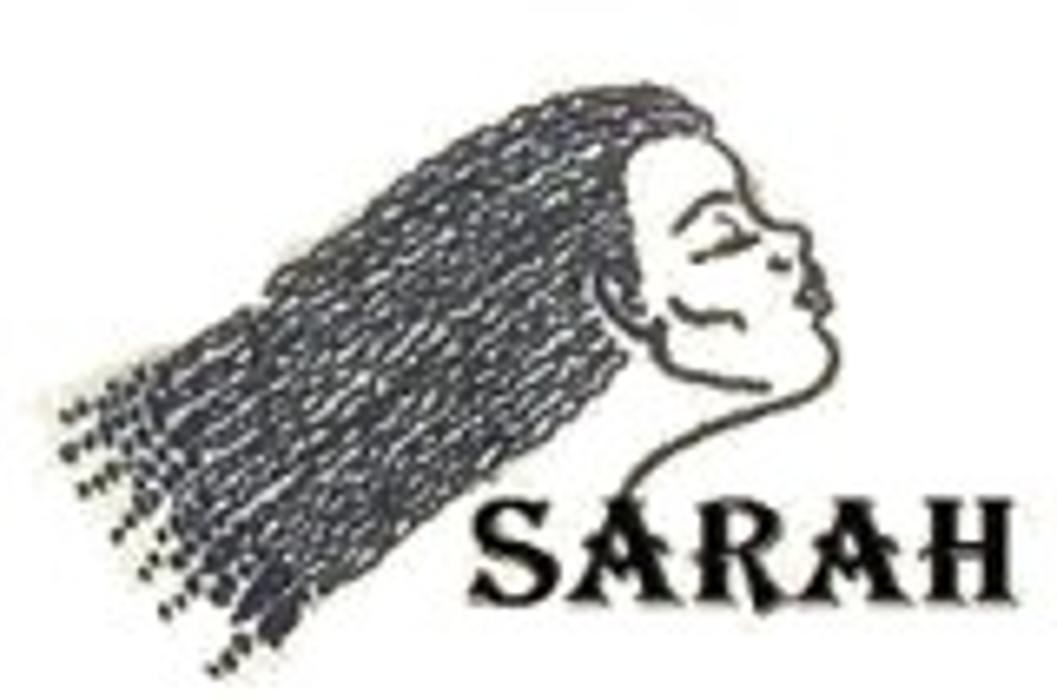 Hairstylistin Sarah