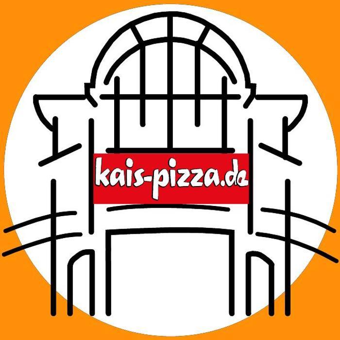 Logo von Kais Pizza Brückenrestaurant mit Lieferservice