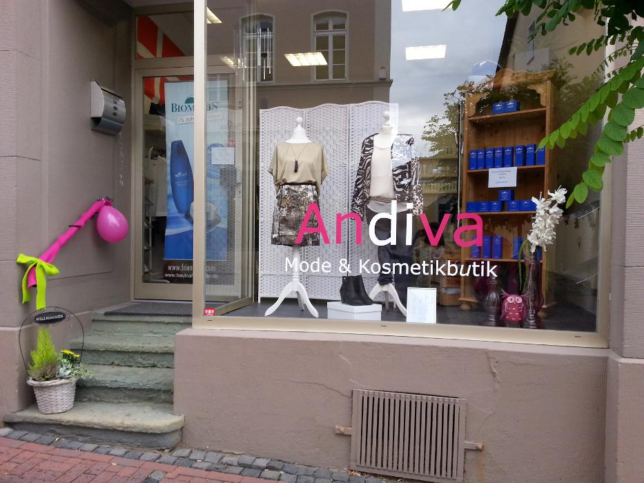 Logo von Andiva Mode & Kosmetikbutik