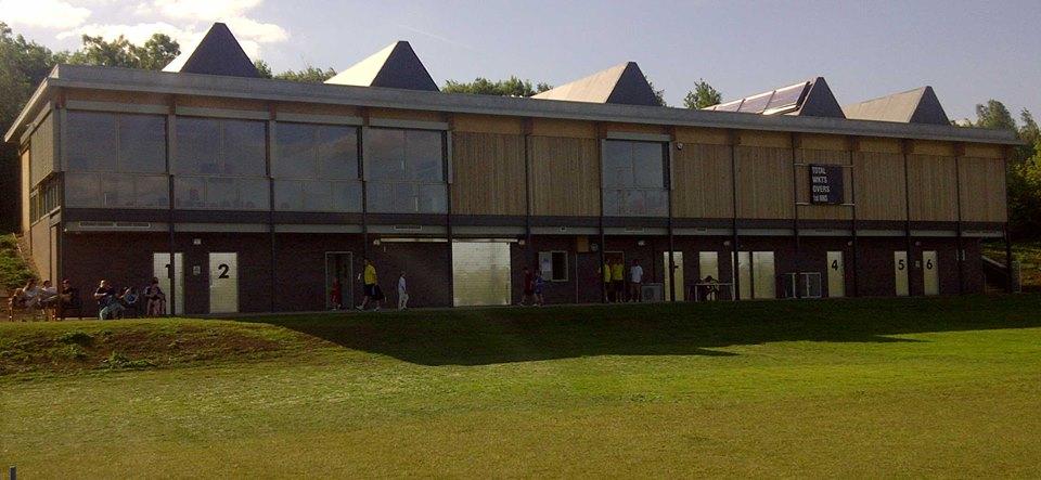 Pomphrey Hill Pavilion
