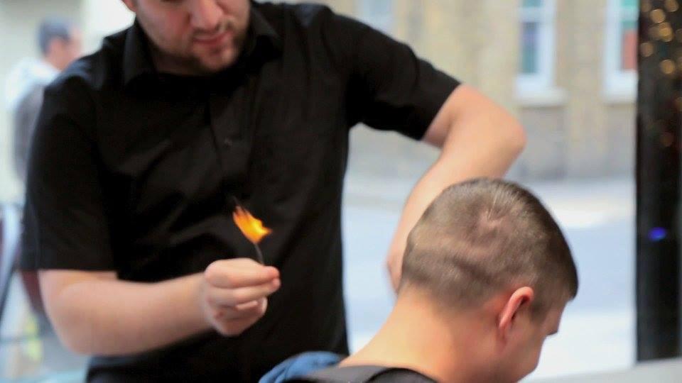 Boswell St Barbers