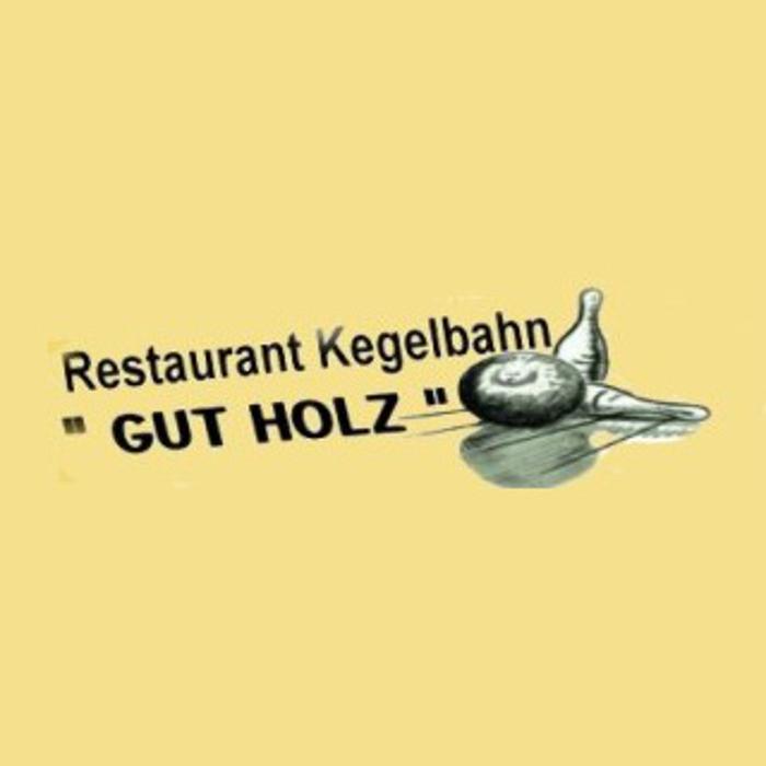 "Logo von ""Gut Holz"" Restaurant & Kegelbahn"