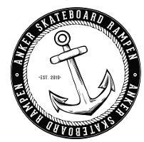 Anker Skateboard Rampen