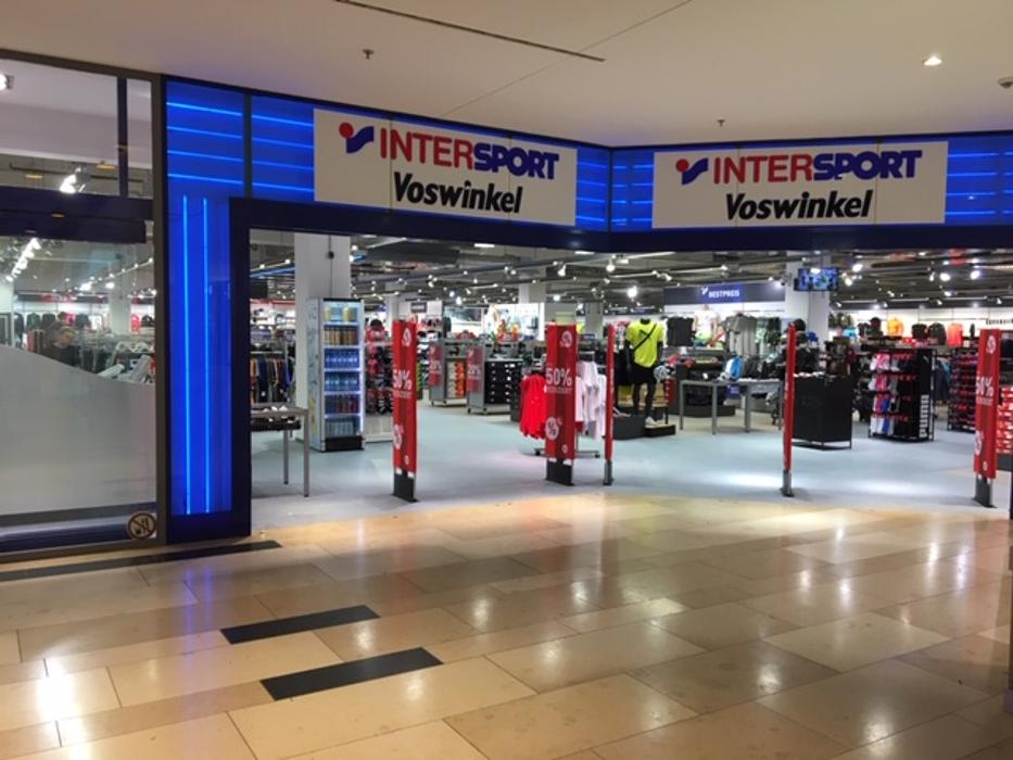 INTERSPORT Voswinkel Köln Arcaden, Barcelona-Allee in Köln