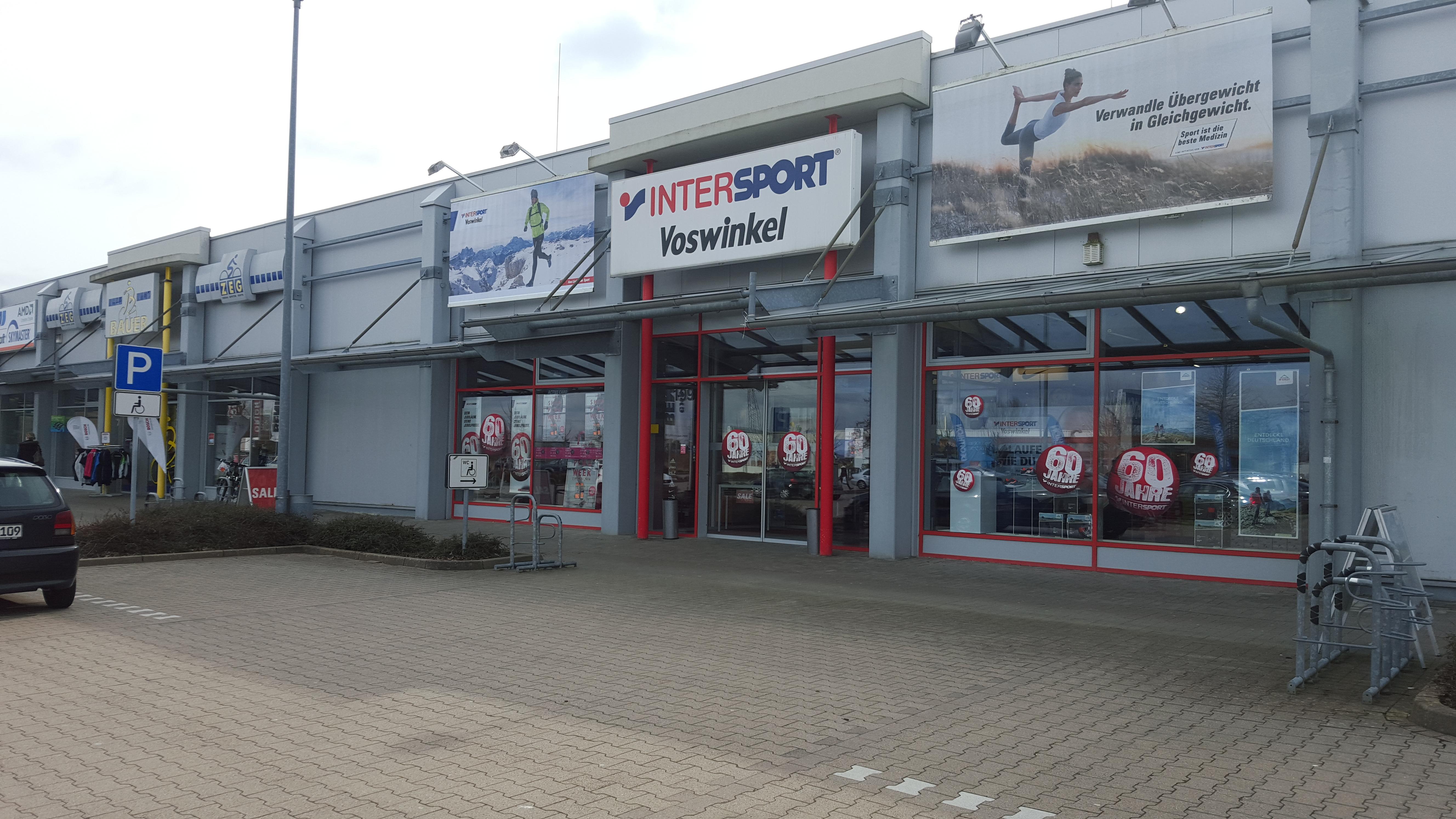 INTERSPORT Voswinkel Lune Park in 27572, Bremerhaven