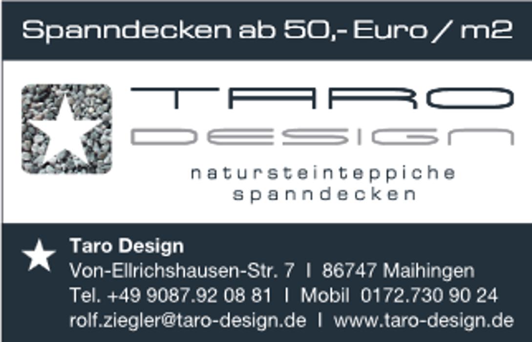 Bild zu Taro Design in Maihingen