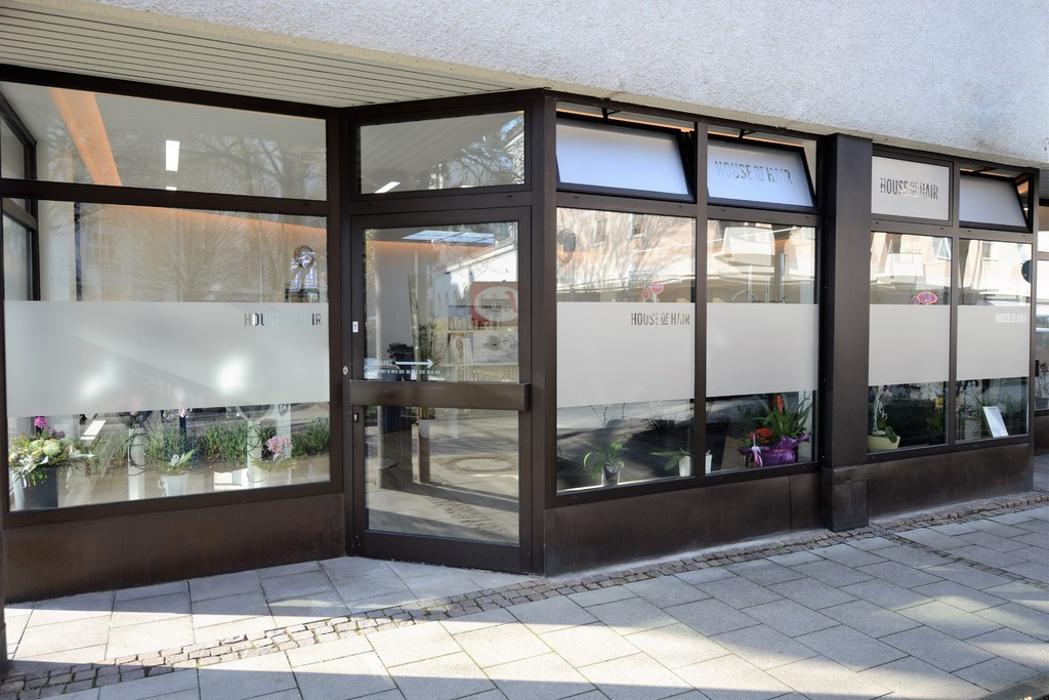 House of Hair- Sylvia Fischer, Bachbauernstraße in München