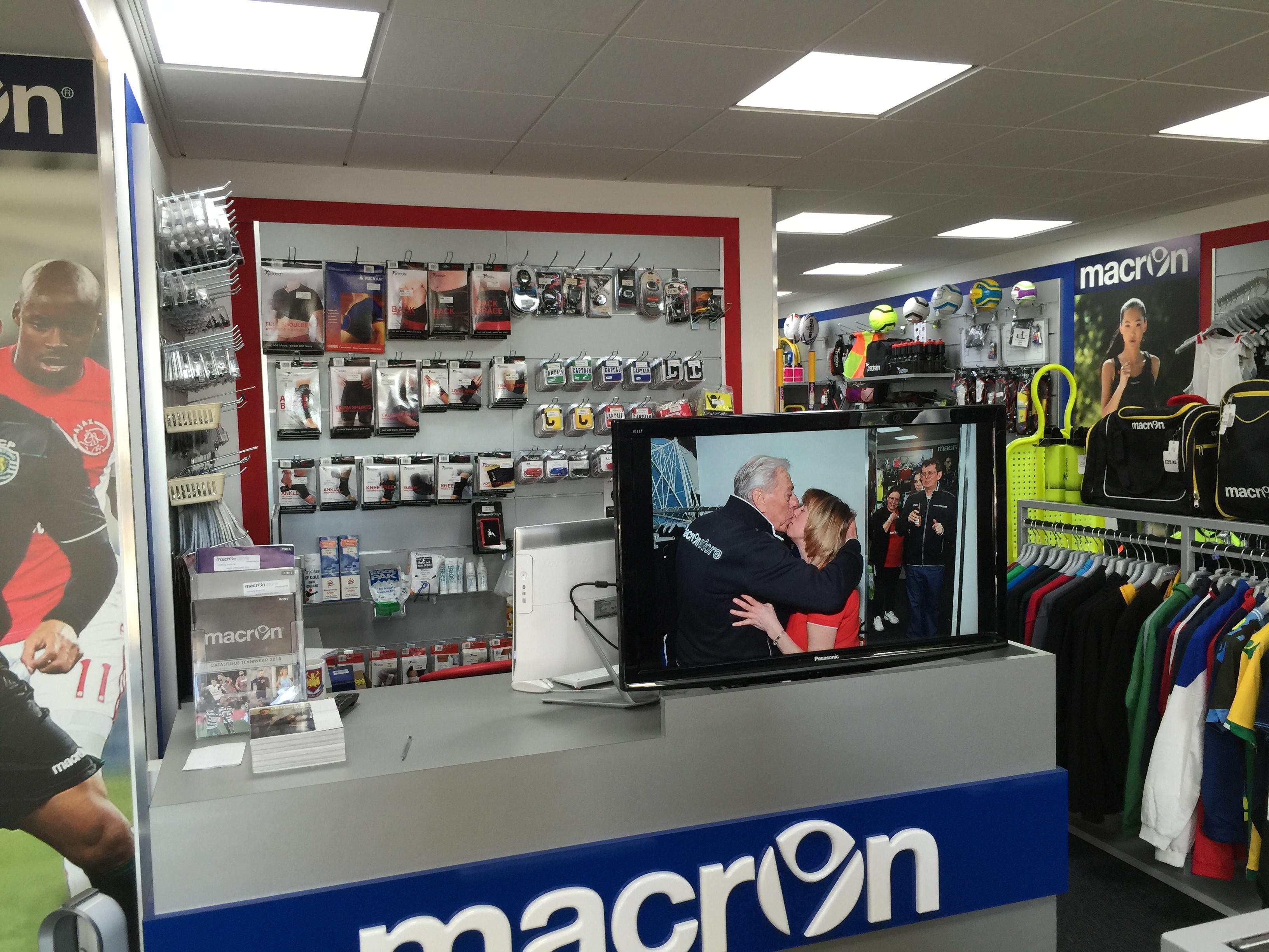 MacronStore Hertfordshire