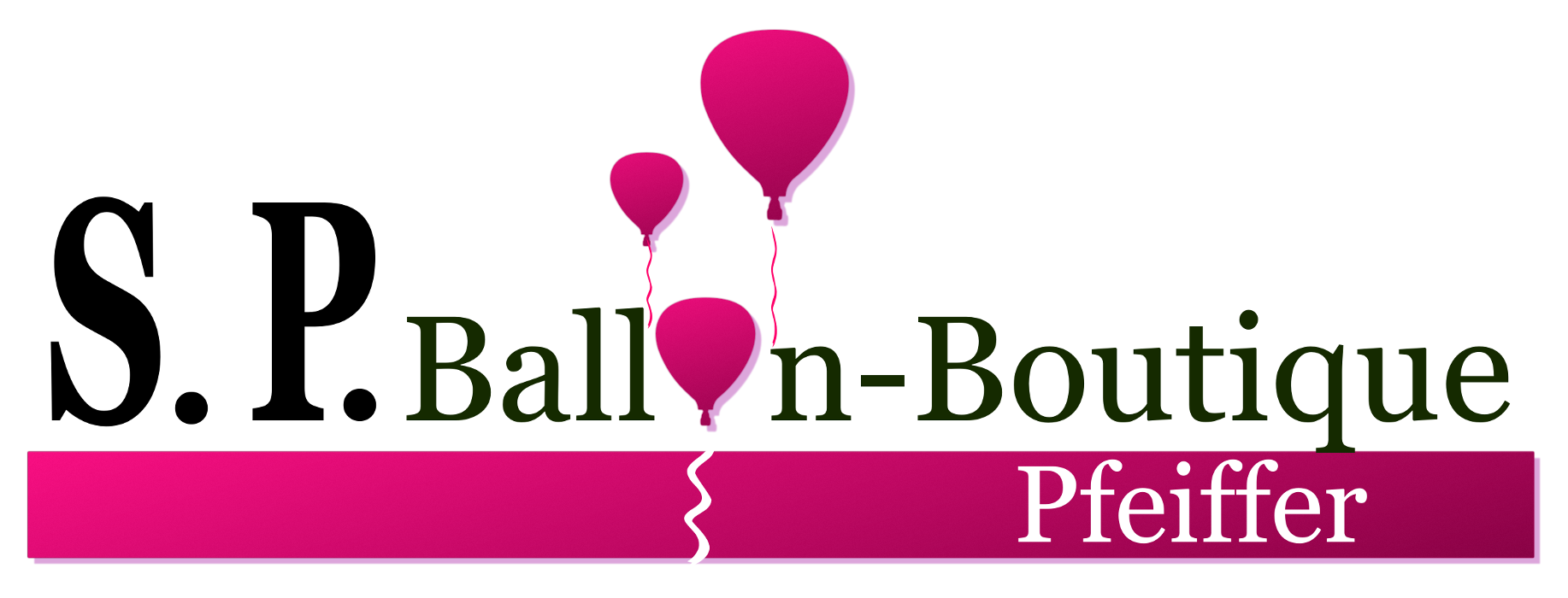 Logo von Ballon Boutique Pfeiffer