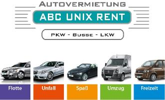 Autovermietung ABC UNIX RENT GmbH