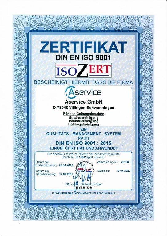 Aservice GmbH