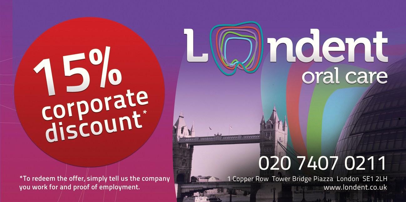 Londent Oral Care - London, London SE1 2LH - 020 7407 0211 | ShowMeLocal.com