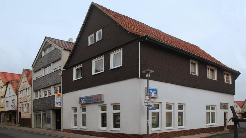 Foto de VR Bank HessenLand eG, Geschäftsstelle Neustadt