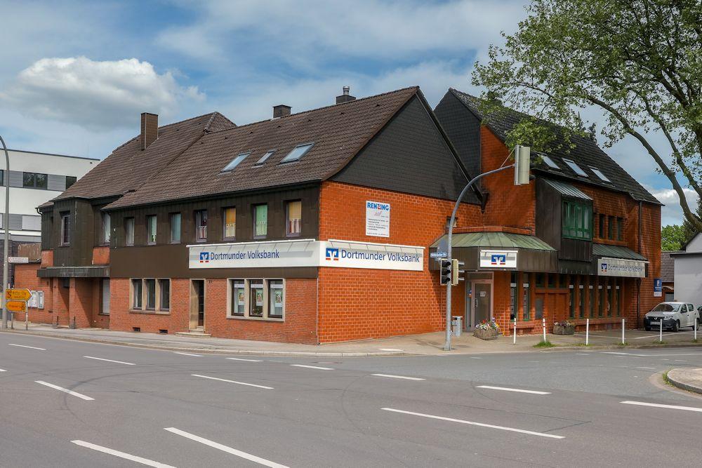 Dortmunder Volksbank, Filiale Höchsten