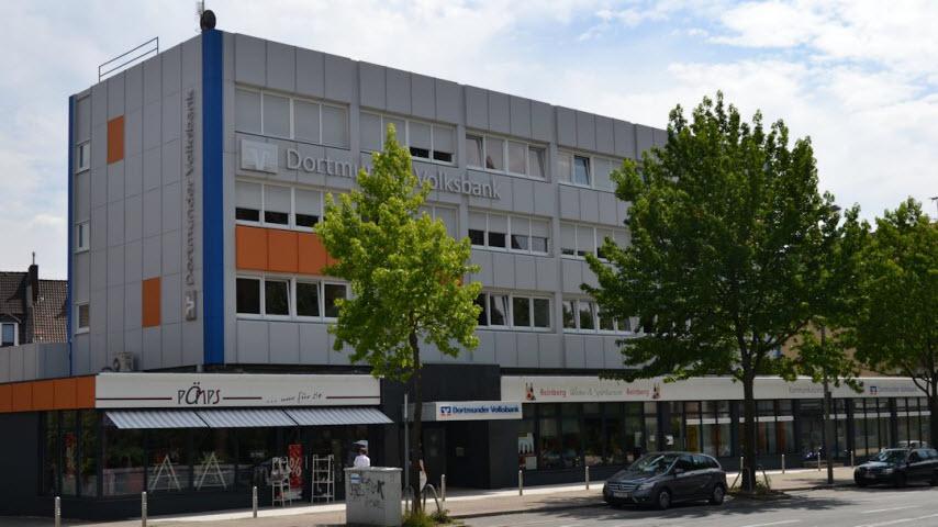 Dortmunder Volksbank, Filiale Hörde