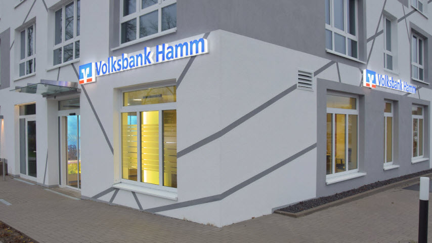 Volksbank Hamm, Filiale Mark