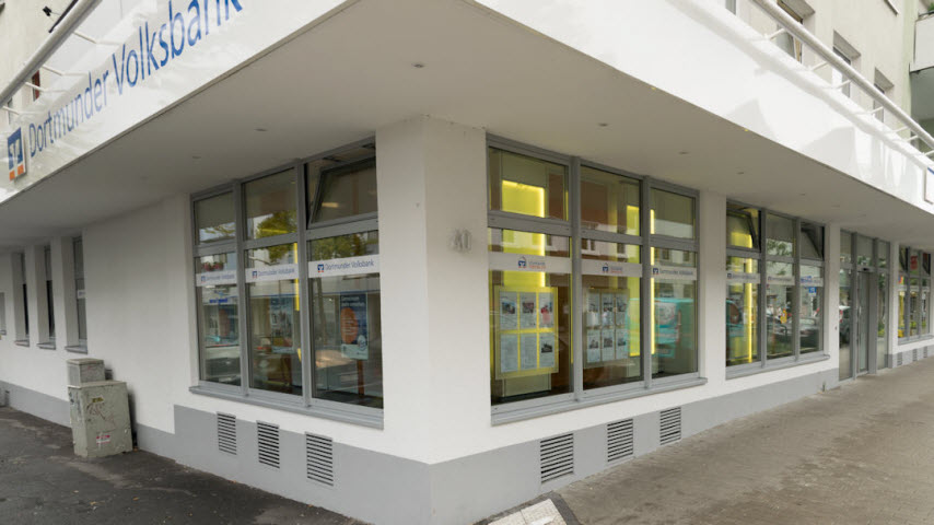 Dortmunder Volksbank, Filiale Hombruch