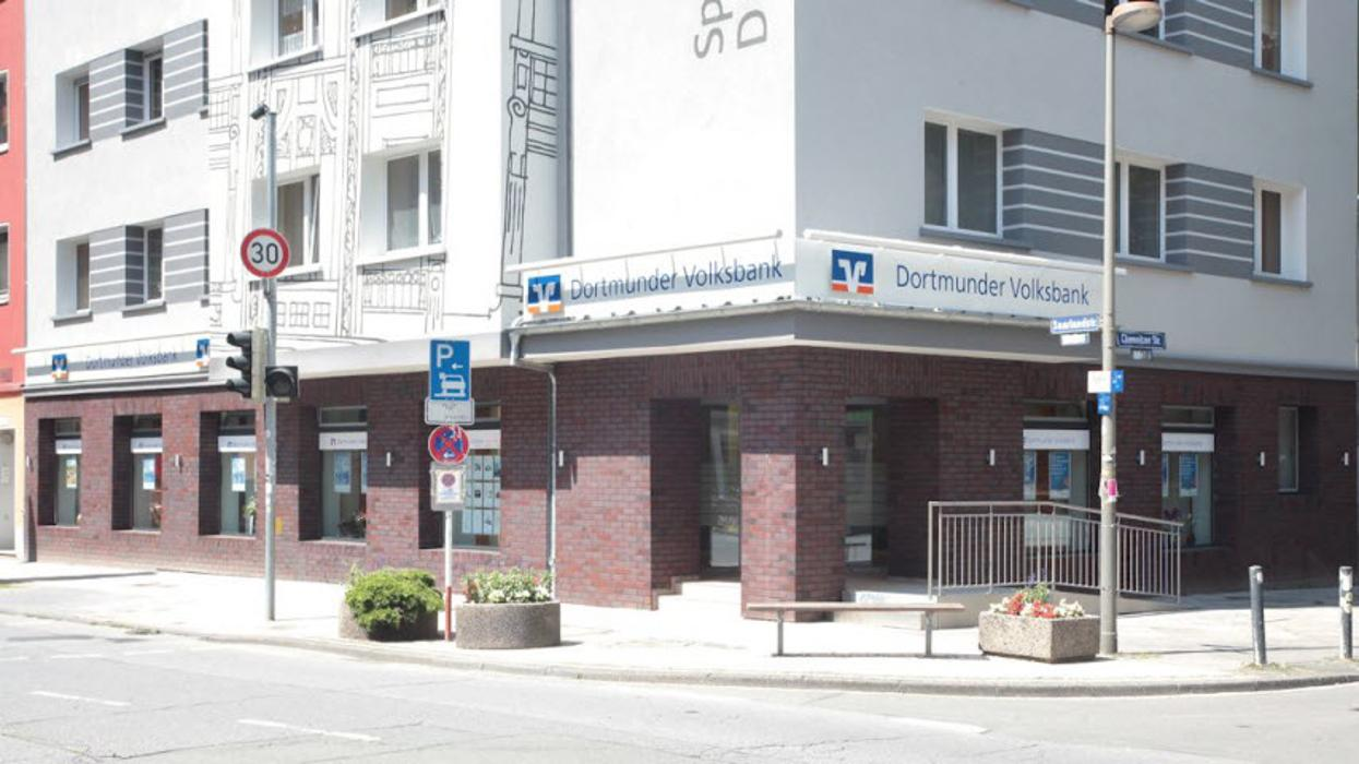 Bild der Dortmunder Volksbank, Filiale Saarlandstraße