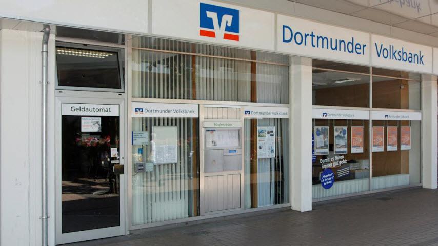 Dortmunder Volksbank, Filiale Scharnhorst