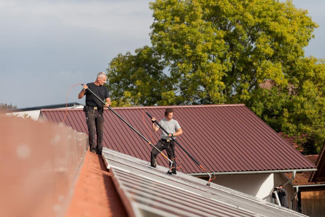 Bild der Ökologische Solarreinigung
