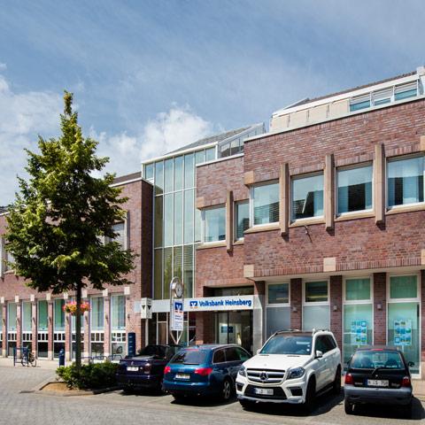 Foto de Volksbank Heinsberg eG, Regionalzentrum Heinsberg - Hochstraße