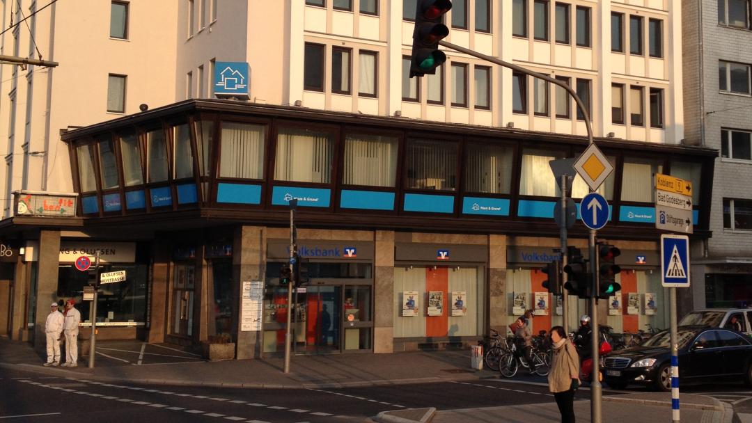 Foto de Volksbank Köln Bonn eG, SB-Filiale Oxfordstraße