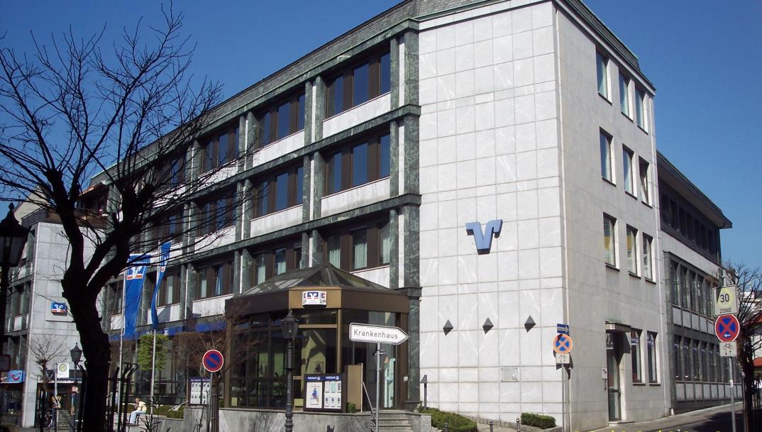 Volksbank Köln Bonn eG, Filiale Bad Honnef