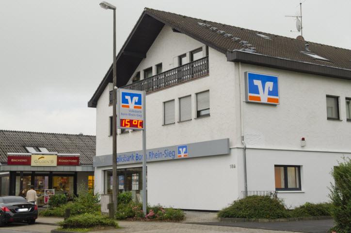 Volksbank Köln Bonn eG, Filiale Uckerath