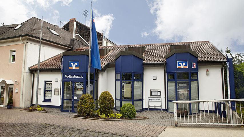 Volksbank RheinAhrEifel eG, Filiale Burgbrohl