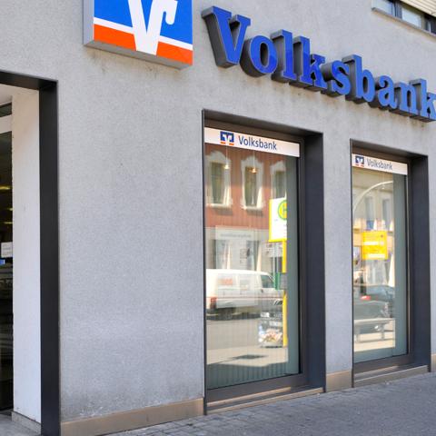 Volksbank Trier eG, Filiale Trier Ehrang
