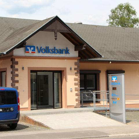 Volksbank Trier eG, Filiale Trier Ruwer