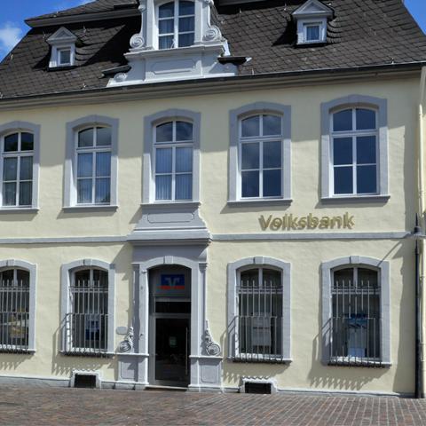 Volksbank Trier eG, Filiale Trier Stockplatz