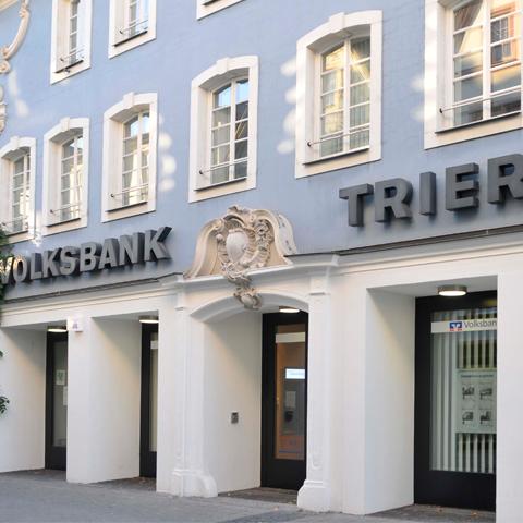 Volksbank Trier eG, Filiale Trier Viehmarkt