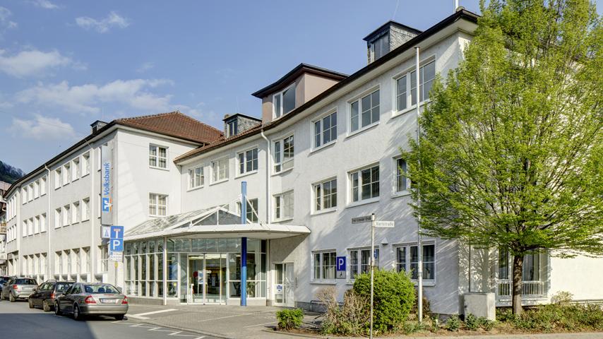 Volksbank Darmstadt-Südhessen eG, Filiale Ernst-Schneider-Straße, Heppenheim