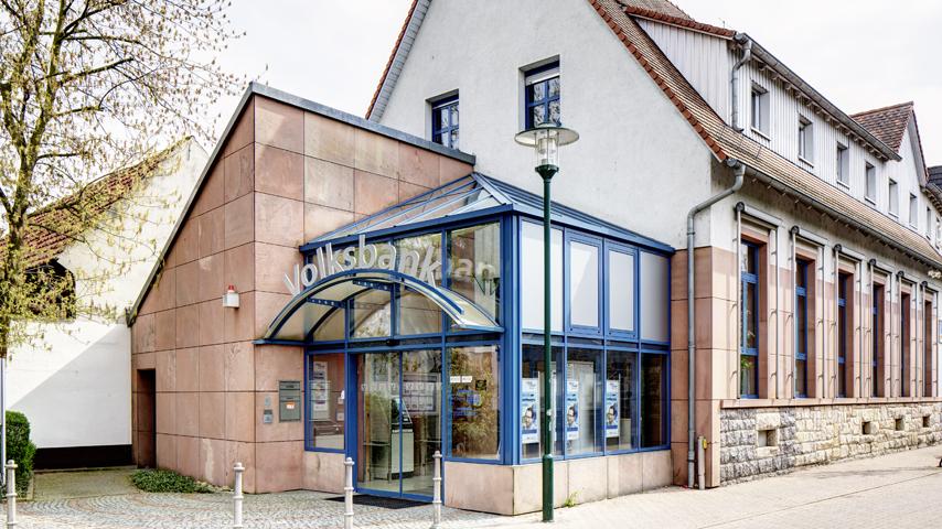 Volksbank Darmstadt-Südhessen eG, Filiale Kirchstraße, Einhausen