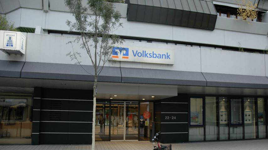 Volksbank Darmstadt-Südhessen eG, Filiale Rathausstraße, Viernheim