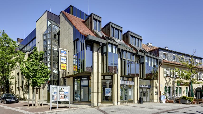 Volksbank Darmstadt-Südhessen eG, Filiale Am Sandböhl, Groß-Gerau