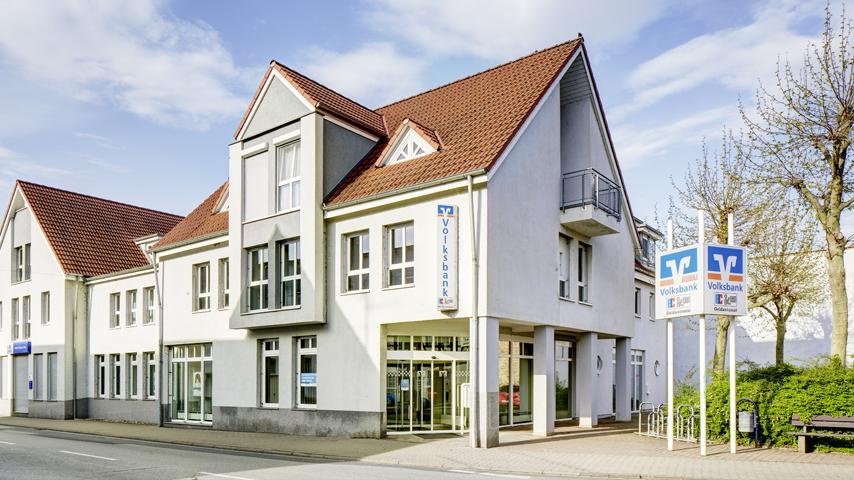 Volksbank Darmstadt-Südhessen eG, SB-Filiale Wallerstädten