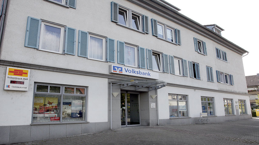 Volksbank Göppingen eG, Geschäftsstelle Faurndau
